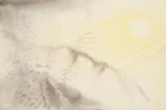 Dinora-Doudtchitzky.-Transparencias-en-gris-acuarela-sobre-papel-37-x-265-cm.-Coleccion-particular