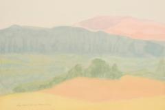 Luz-M.-Sanchez.-Visión-del-paisaje-acuarela-sobre-papel-30-x-43-cm.-Coleccion-particular